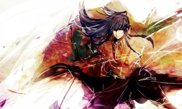 Tags: Anime, Pixiv Id 1685793, D.Gray-man, Kanda Yuu, Fanart From Pixiv, Pixiv, Fanart