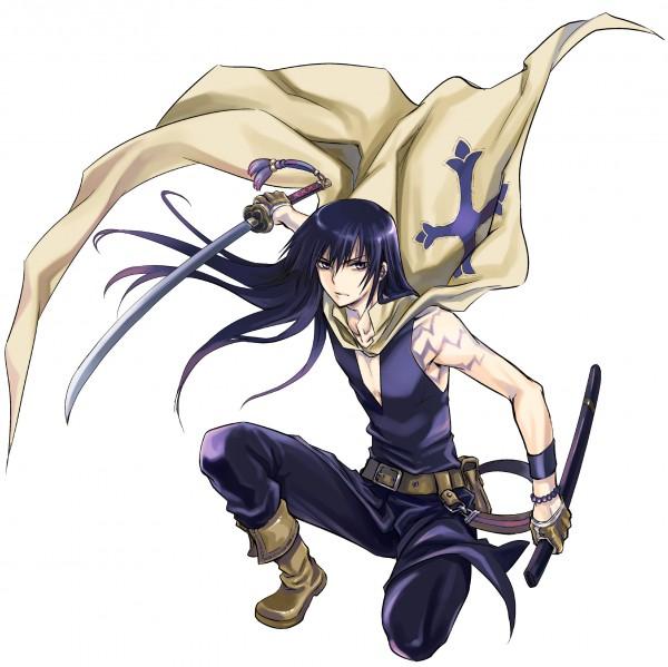 Tags: Anime, Uonuma Yuu, U Mayuu, D.Gray-man, Kanda Yuu