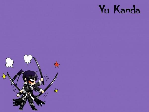 Tags: Anime, D.Gray-man, Kanda Yuu, Wallpaper