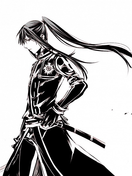 Tags: Anime, Aoi Shizuka, D.Gray-man, Kanda Yuu, Pixiv, Fanart