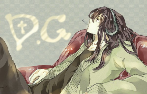 Tags: Anime, Pixiv Id 2939908, D.Gray-man, Kanda Yuu, Pixiv