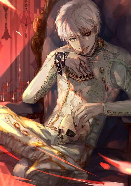 Tags: Anime, bbirdd, Tokyo Ghoul, Kaneki Ken, Mobile Wallpaper, Pixiv, Fanart, Fanart From Pixiv