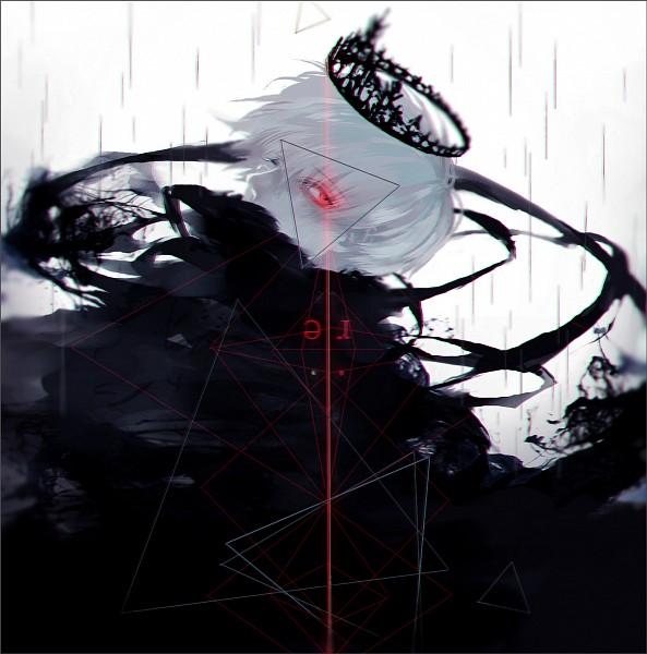 Tags: Anime, Pixiv Id 4771579, Tokyo Ghoul, Kaneki Ken, Pixiv, Fanart, Fanart From Pixiv