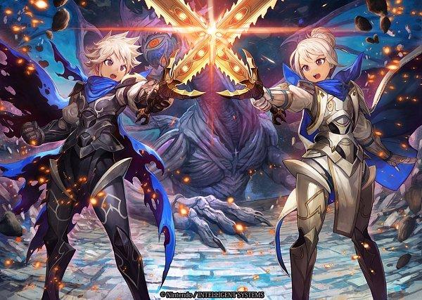 Tags: Anime, Nintendo, Intelligent Systems, Fire Emblem If, Kanna (Fire Emblem), Official Art