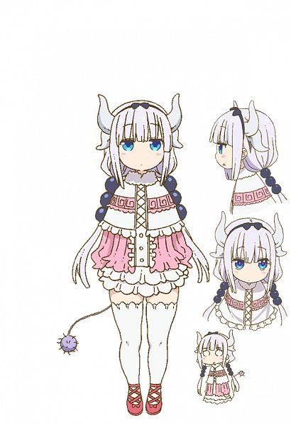 Kanna Kamui - Kobayashi-san Chi no Maid Dragon