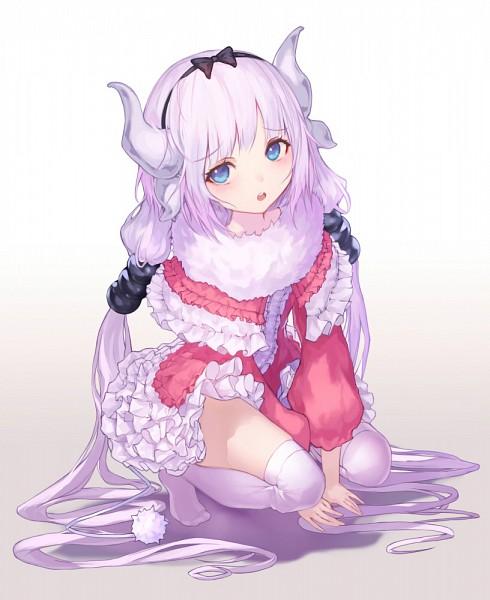 Tags: Anime, JNAME, Kobayashi-san Chi no Maid Dragon, Kanna Kamui, Fanart From Pixiv, Pixiv, Fanart