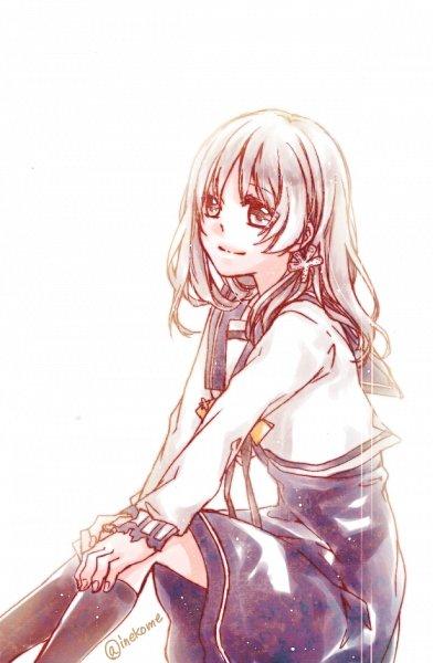 Kanno Hotori - Shinigami Kareshi Series