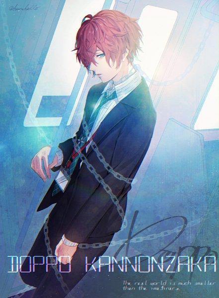 Tags: Anime, Pixiv Id 1296928, Hypnosis Mic -Division Rap Battle-, Kannonzaka Doppo
