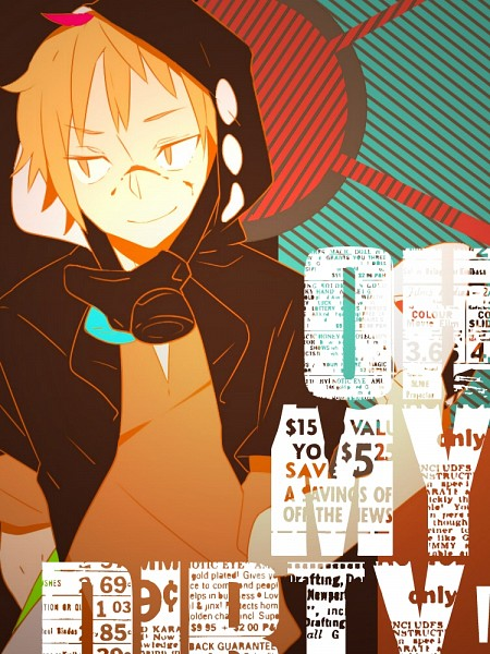 Tags: Anime, Bright Night, Sidu, Kagerou Project, Kano Shuuya, Official Art, Pixiv