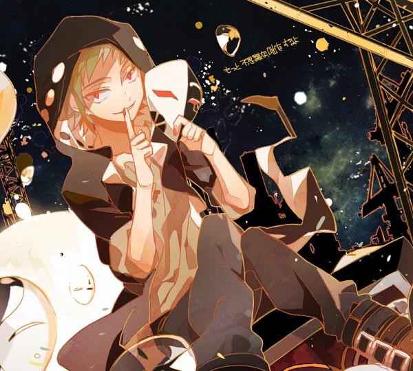 Tags: Anime, Jaen, Kagerou Project, Kano Shuuya, Fanart, Fanart From Pixiv, Pixiv