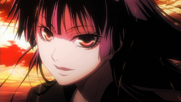 Tags: Anime, Tasogare Otome x Amnesia, Kanoe Yuuko, Upscale, HD Wallpaper, Screenshot, Facebook Cover, Wallpaper
