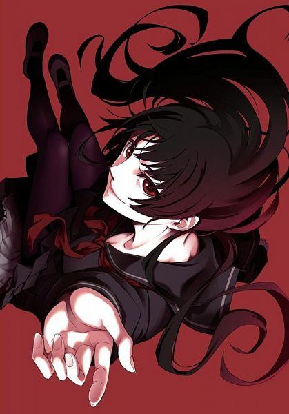 Tags: Anime, Maybe, Tasogare Otome x Amnesia, Kanoe Yuuko, Official Art, Mobile Wallpaper