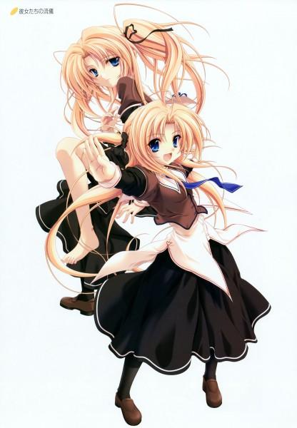 Tags: Anime, Miyama Zero, Custom Made Girl, Kanojotachi no Ryuugi, Shirogane Tobari, Shirogane Akane