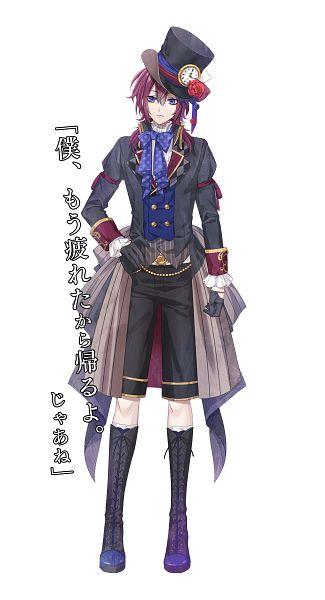 Kanon (Shiro to Kuro no Alice) - Shiro to Kuro no Alice