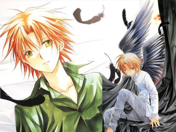 Tags: Anime, Spiral (Manga), Kanone Hilbert