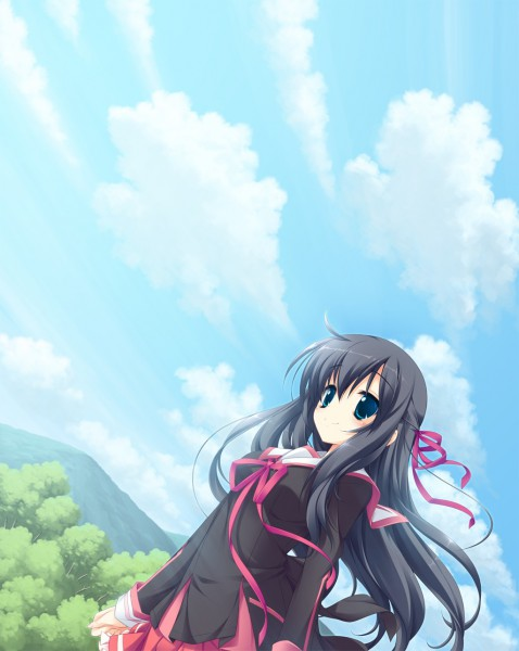 Tags: Anime, Lucie, Koiiro Soramoyou, Kanou Kayoko, CG Art