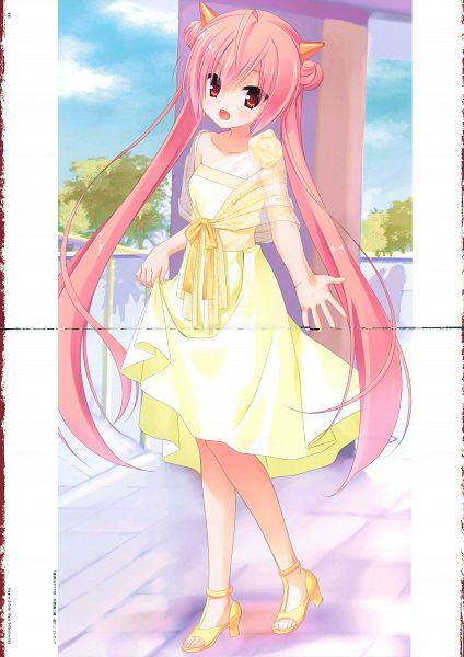 Tags: Anime, Kobuichi, Hidan no Aria, Hidan no Aria: Kobuichi Artworks, Kanzaki H Aria, Scan, Official Art, Mobile Wallpaper