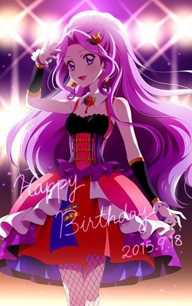 Tags: Anime, Pixiv Id 2494119, Aikatsu!, Kanzaki Mizuki, Spotlight, Pixiv, Fanart, Fanart From Pixiv, Mobile Wallpaper