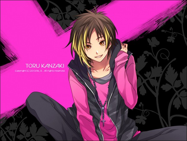 Tags: Anime, R@tsuitta, Tokimeki Restaurant, Kanzaki Toru, Pixiv, Fanart, X.I.P.