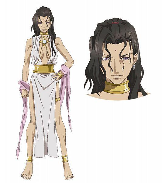 Kanzeon Bosatsu - Saiyuki