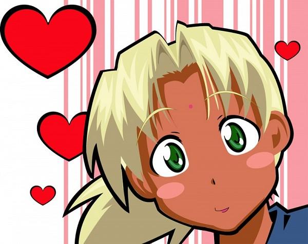 Kaolla Su - Love Hina