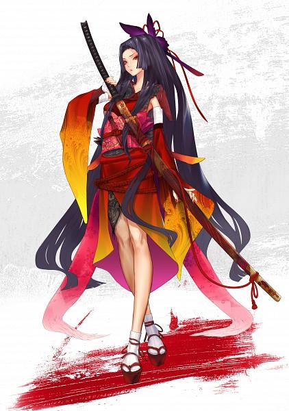 Tags: Anime, redjuice, Kaorihime, Pixiv, Mobile Wallpaper, Original, deviantART, Princess Of Aroma