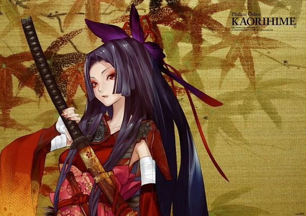 Tags: Anime, redjuice, Inside (redjuice), Kaorihime, Pixiv, Original, Scan, Princess Of Aroma