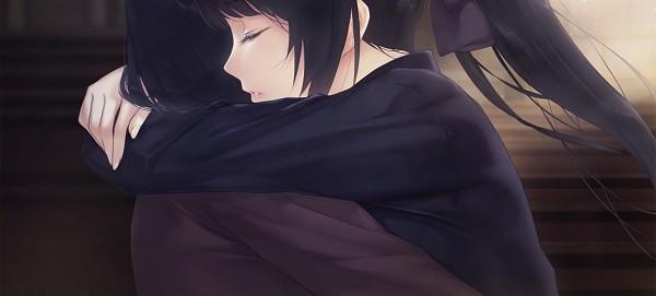 Tags: Anime, Sugina Miki, Innocent Grey, Kara no Shoujo 2, Tokisaka Yukari, Kayahara Yukiko, CG Art, Empty Girl