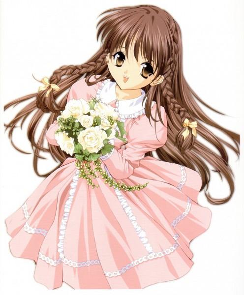 Tags: Anime, Tenhiro Naoto, Sister Princess, Art of Sister Princess I, Karen (Sister Princess), Official Art