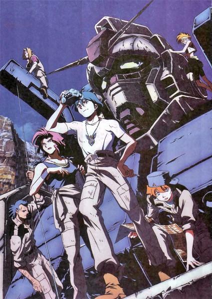 Karen Joshua - Mobile Suit Gundam