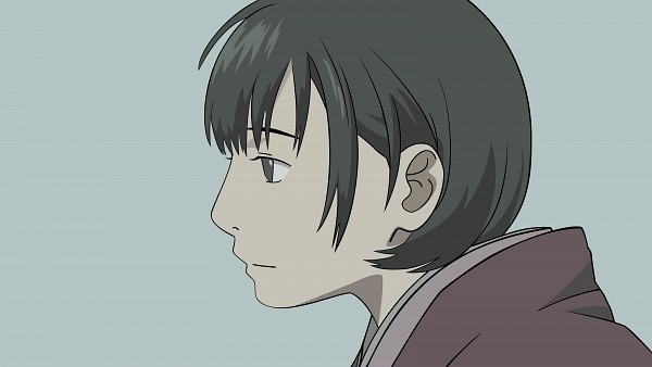Tags: Anime, Mushishi, Karibusa Tanyuu, Wallpaper, Vector, HD Wallpaper