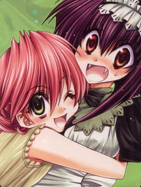 Tags: Anime, Kagesaki Yuna, Karin (Manga), Maaka Karin