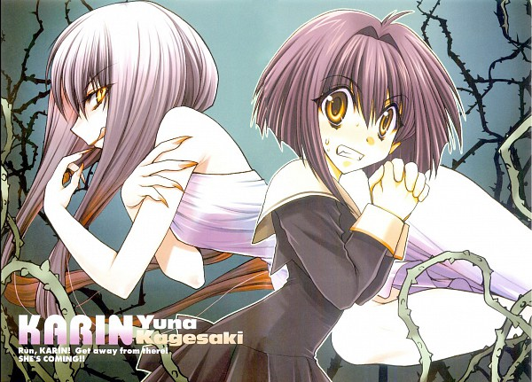 Karin (Manga) - Kagesaki Yuna