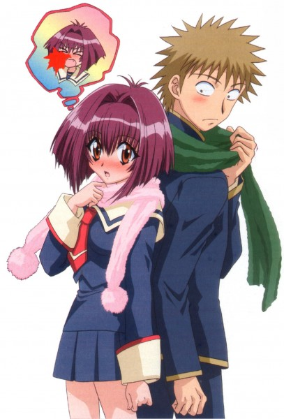 Tags: Anime, Karin (Manga), Maaka Karin, Usui Kenta