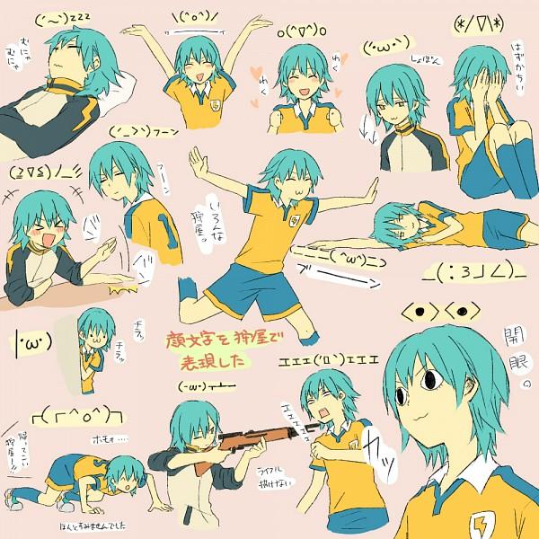 Tags: Anime, Yuzudaze, Inazuma Eleven, Inazuma Eleven GO, Kariya Masaki, Fanart From Pixiv, Pixiv, Fanart
