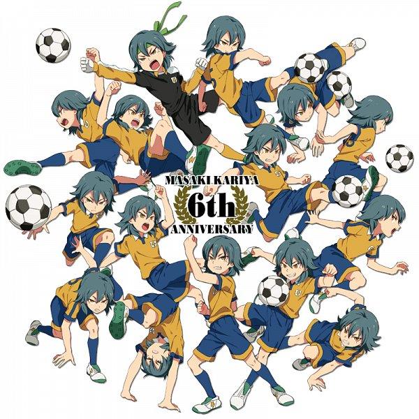Tags: Anime, Pixiv Id 435512, Level-5, Inazuma Eleven GO, Kariya Masaki