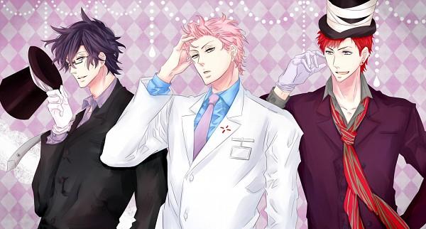 Tags: Anime, Pixiv Id 4465146, Karneval, Akari (Karneval), Tsukitachi, Hirato, Facebook Cover