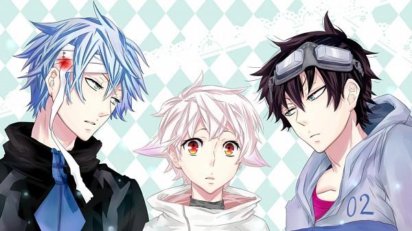 Tags: Anime, Pixiv Id 4465146, Karneval, Arumerita Karoku, Nai (Karneval), Gareki, Pixiv, Facebook Cover