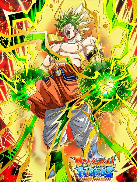 Karoly - Dragon Ball Fusions