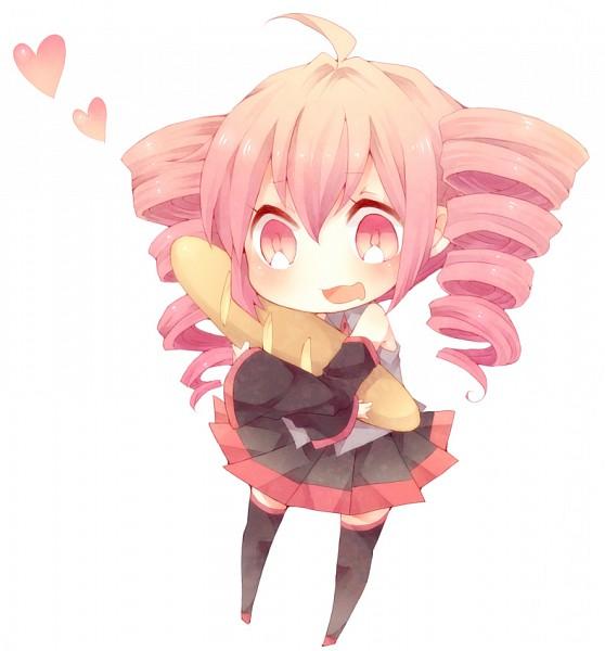 Tags: Anime, Niwako, UTAU, Kasane Teto