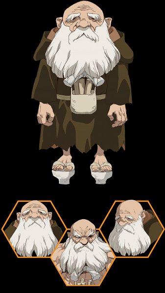 Kaseki (Dr. STONE) - Dr. STONE