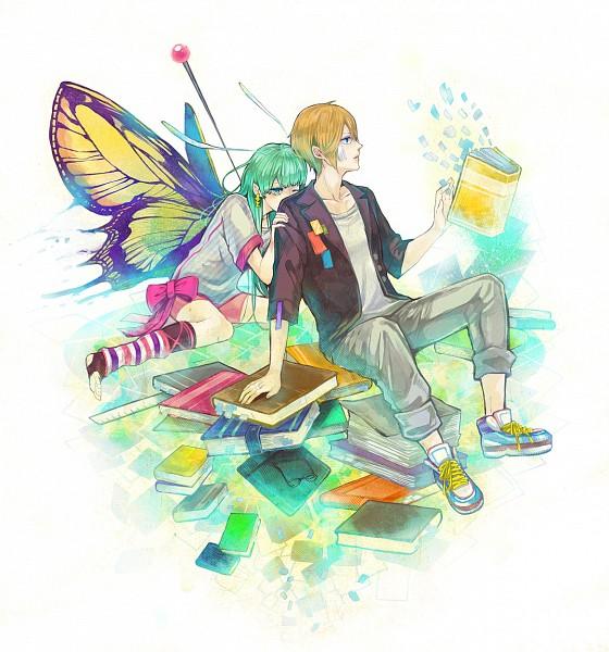 Tags: Anime, Kashiko (Phony), Original, Pixiv