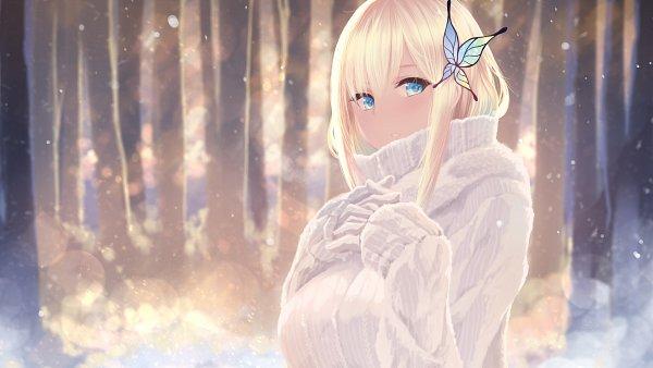 Tags: Anime, Cait, Boku wa Tomodachi ga Sukunai, Kashiwazaki Sena, Fanart From Pixiv, Wallpaper, Fanart, Pixiv