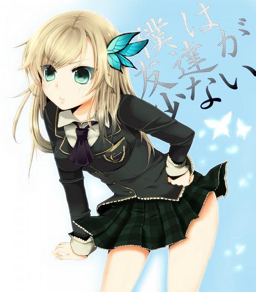 Tags: Anime, Mya (ma0ma0ma), Boku wa Tomodachi ga Sukunai, Kashiwazaki Sena