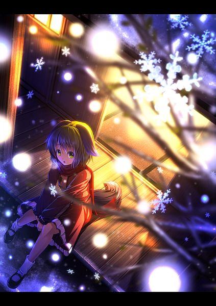 Tags: Anime, ryosios, Touhou, Kasodani Kyouko, Japanese House, Fanart, PNG Conversion, Kyouko Kasodani