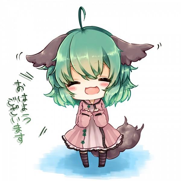 Tags: Anime, Yuya (Night Lily), Touhou, Kasodani Kyouko, Fanart, Pixiv, Kyouko Kasodani