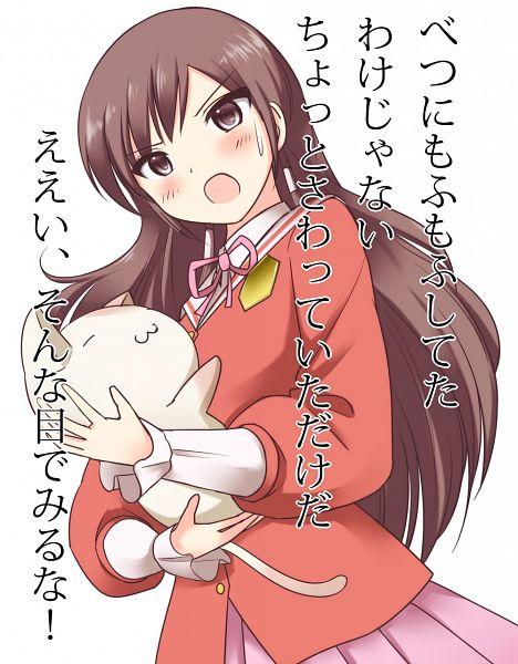 Tags: Anime, Kamekichi (Kamekiti), Kami nomi zo Shiru Sekai, Kasuga Kusunoki