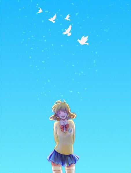 Tags: Anime, Pixiv Id 2399857, Corrector Yui, Kasuga Yui, Pixiv, Fanart From Pixiv, Fanart