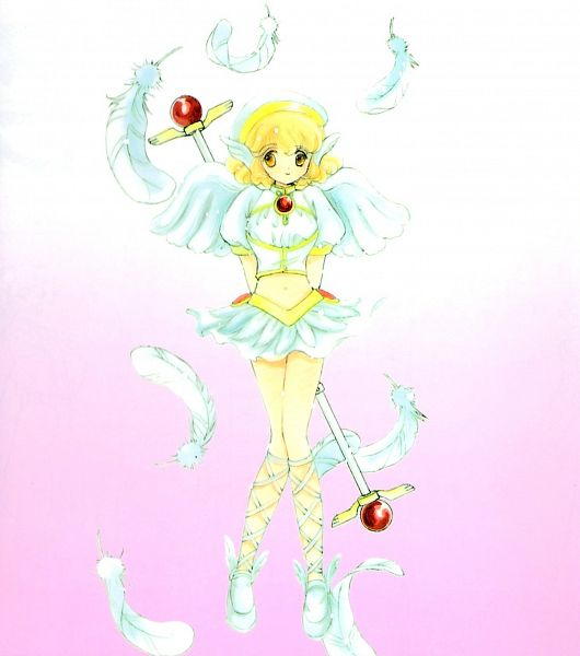 Tags: Anime, Okamoto Keiko, Corrector Yui, Kasuga Yui, Corrector Haruna (Cosplay), Self Scanned, Scan
