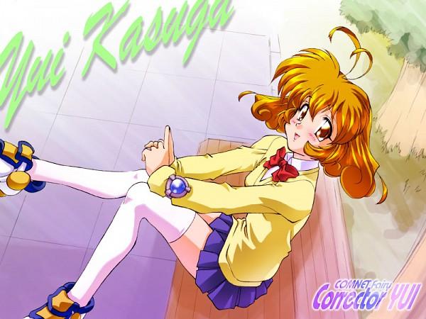 Tags: Anime, Corrector Yui, Kasuga Yui, Artist Request, Fanart